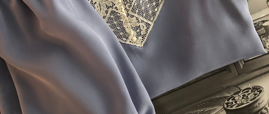 Cicely Lace Camisole & Culotte