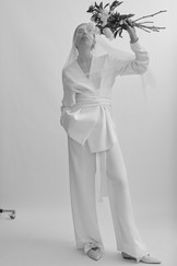 FEMME MAISON Columbo Suit Ivory