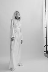 FEMME MAISON Louise Silk Jersey Gown
