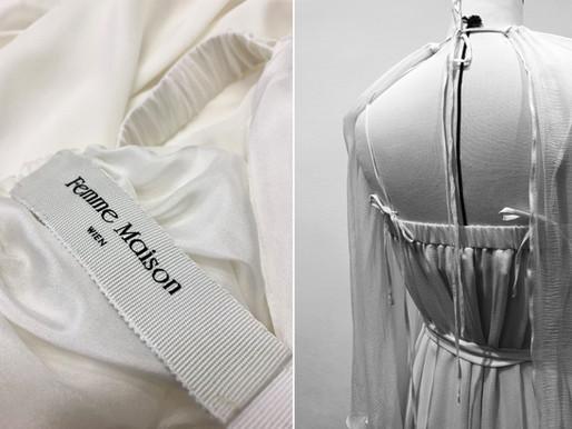 Ein FEMME MAISON Brautkleid muss es sein – Wir sagen Ihnen warum …