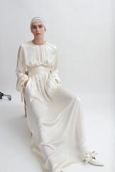 FEMME MAISON Columbo Satin Gown