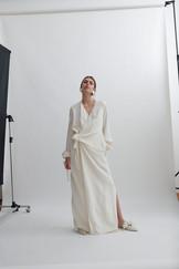 FEMME MAISON Open Chimney Gown