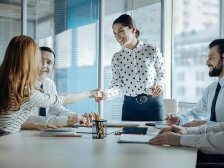 Transitioning to First-Time Manager