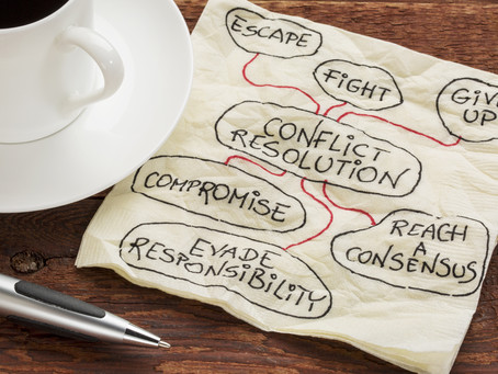 Handling Conflict for Career Success