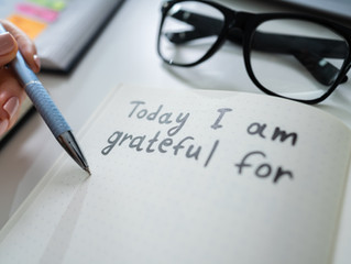 Practicing Gratitude Today and Every Day