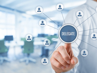 Delegating for the Benefit of You and Your Team