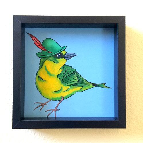 Alphabetical Birds- Akeeke