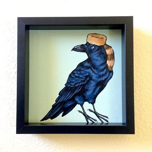 Alphabetical Birds- Raven