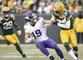 Week 2 NFC North Rivalry Game Prediction
