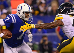 Week Nine Preview: Pittsburgh Steelers vs Indianapolis Colts