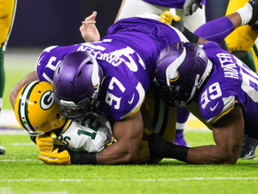The Vikings Are On The Verge Of The Postseason