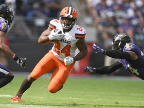 Week 16 Ravens @ Browns Preview
