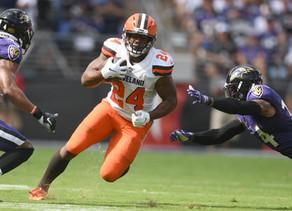 Week 16 Ravens @ Browns Preview