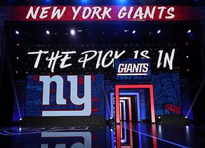 New York Giants Post-Free Agency Mock Draft