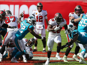 Top 5 Things I want to see from the Tampa Bay Buccaneers against the Carolina Panthers