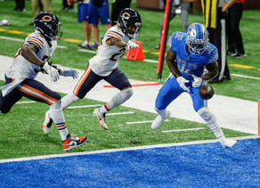 Chicago Bears vs Detroit Lions: Recap