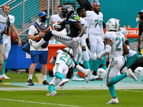 Seattle Seahawks Defeat the Miami Dolphins: Improve to 4-0 on the Season