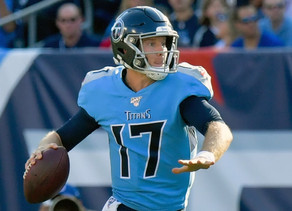 Tennessee Titans 2020 Roster Projection
