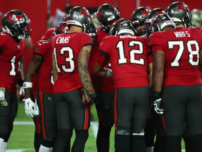 Top 5 Things I want to see from the Tampa Bay Buccaneers against the Los Angeles Rams