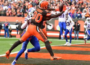 Week 10 Bills @ Browns Recap