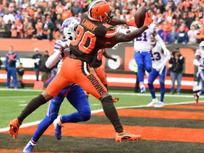Week 10 Bills @ Browns Recap