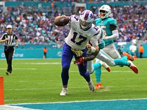 Dolphins vs Bills Recap