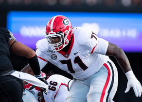 The Giants Should let Andrew Thomas Compete at Left Tackle in 2020