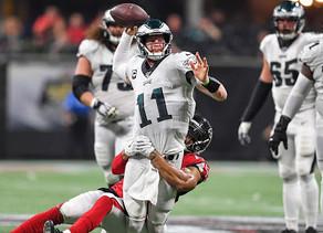 The Philadelphia Eagles' Injury Bug