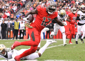 What I want to see from the Tampa Bay Buccaneers against the Detroit Lions