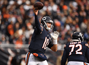 Today, You Give The Chicago Bears Offense Credit