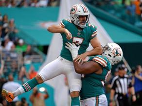 Dolphins vs Eagles Recap