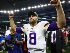 Vikings vs Cowboys: Captain Kirk Leads Minnesota To Victory