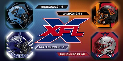XFL Sunday Week 2 Game Previews