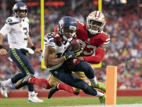 NFC West Title Game: Seahawks Host 49ers