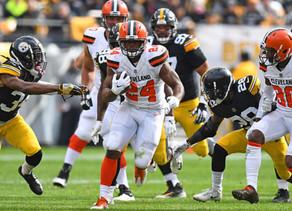 Week 11 Steelers @ Browns Preview