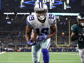 Cowboys' Free Agency Update: Dallas Re-Signs Amari Cooper, Tags Dak Prescott
