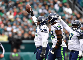 Battle of the Birds: Seahawks Beat Eagles