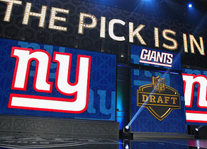 New York Giants 7 Round Mock Draft