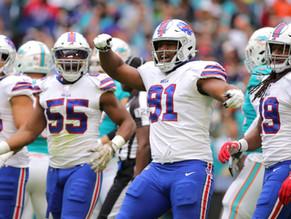 Blitzalytics Quarter-Season NFL Power Rankings