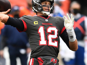 Top 5 Things I want to see from the Tampa Bay Buccaneers against the Chicago Bears
