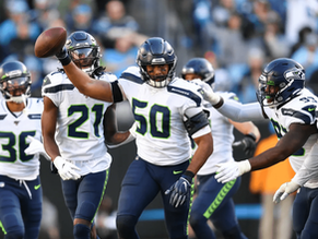 As Playoffs Approach, Seahawks Move on by the Panthers