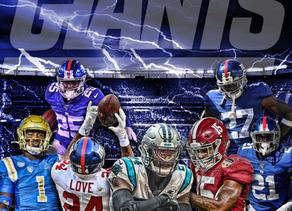 New York Giants Top 5 Off-Season Moves