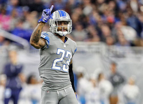 Big Pay Slay: Exploring the Trade Market for Detroit's All-Pro CB