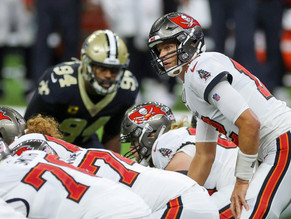 Top 5 Things I want to see from the Tampa Bay Buccaneers against the New Orleans Saints