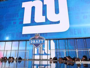 New York Giants Final Mock Draft