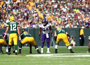 Vikings vs Packers Week 2 Preview