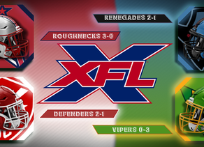 XFL Week 3 Sunday Game Previews