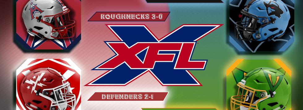 XFL Week 3 Sunday Game Previews