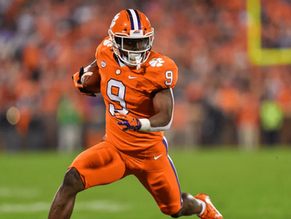 2020 Top Five Returning College Football Players By Position: Running Backs