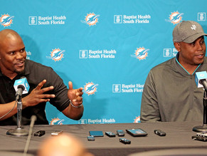 Miami Dolphins Alternate Mock Draft (Trade back edition) plus Free Agent signings
